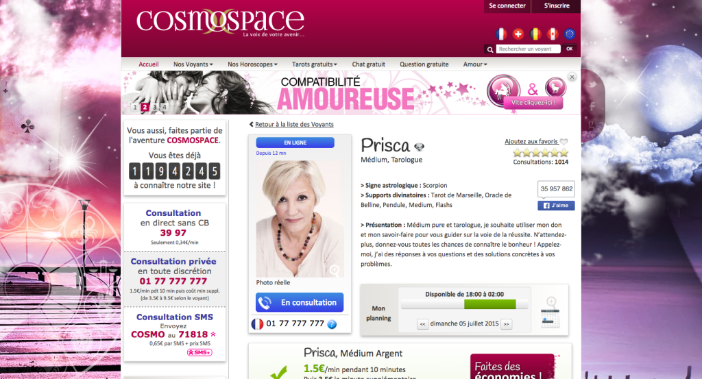 Cosmospace