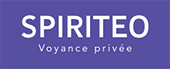 Logo du site de voyance Spiriteo