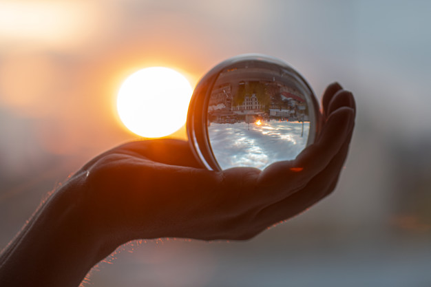 boule de cristal comment voir