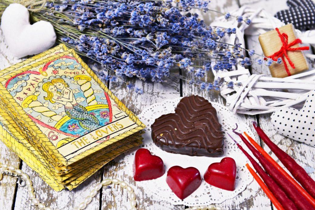 tarot amour tirage