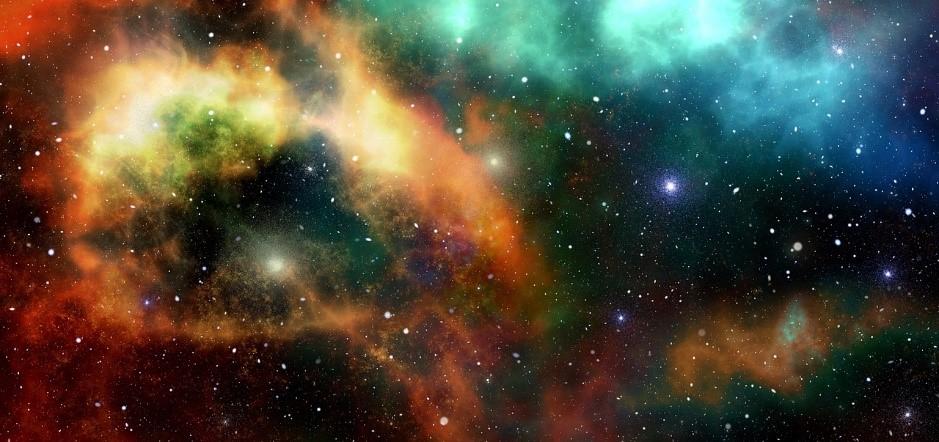 La carte de l'étoile et le cosmos
