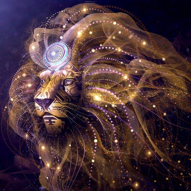signe lion caractere