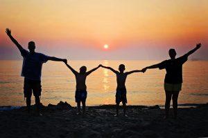 Vacances en famille pour le Cancer