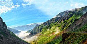 Le Capricorne aime prendre de l'altitude pendant ses vacances
