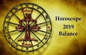 Horoscope 2019 de la Balance