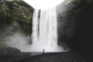 Significations de rêver de cascade