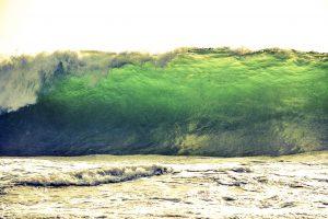 Significations de rêver d'eau de mer