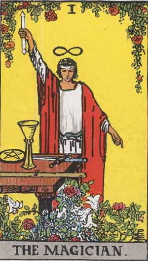 caractéristiques carte magicien