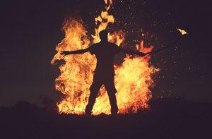 Rêver d'allumer un feu