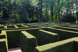 Significations de rêver de se perdre dans un labyrinthe