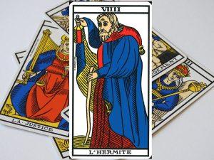 Signification de l'arcane de l'Hermite