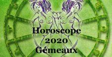 Horoscope 2020 des Gémeaux
