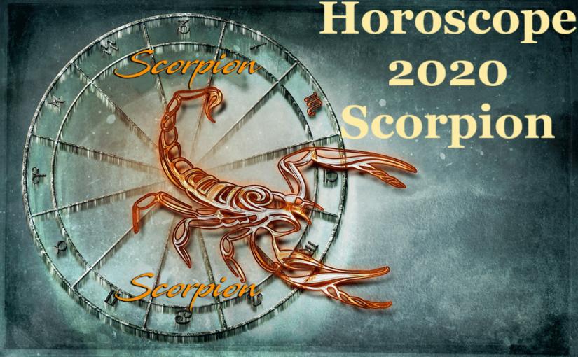 Horoscope 2020 du Scorpion