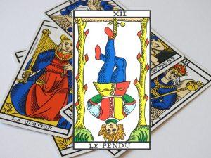 Signification de l'arcane du Pendu