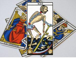 Signification de l'arcane de la Mort