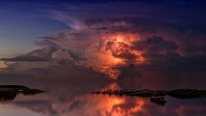 L'orage et ses symboles