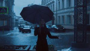 Significations de rêver d'un orage avec la pluie