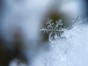 Signification de voir la neige fondre