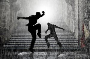 Signification de rêver de danser sous la pluie