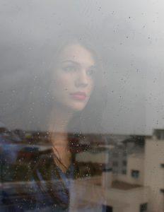 Rêver de voir la pluie à l'abri