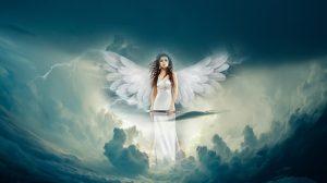 Significations de rêver d'un ange avec une épée