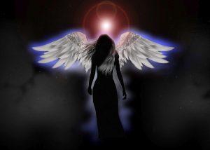 Significations de rêver d'un ange noir