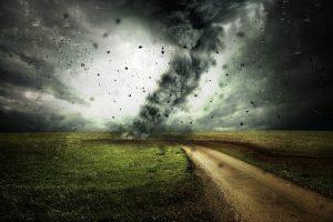 Significations de rêver de tornade