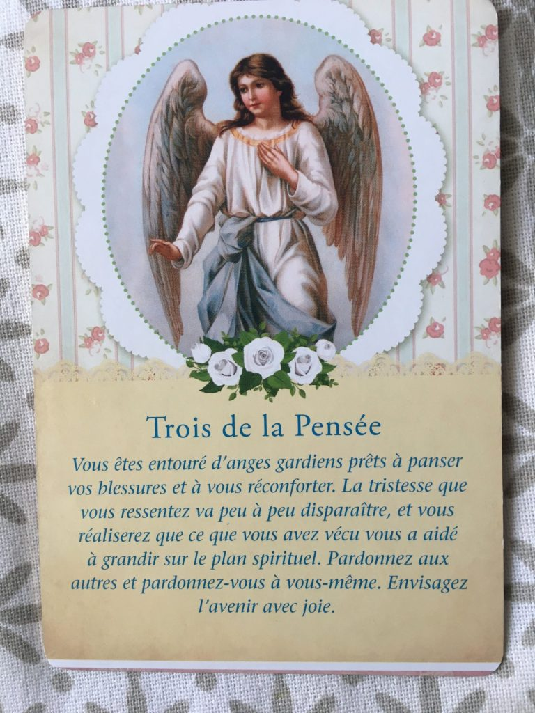 cartes anges