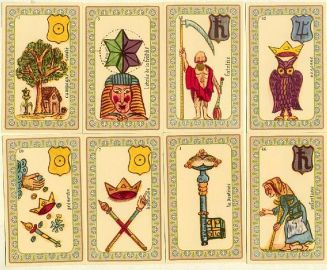 carte honneur oracle de belline signification