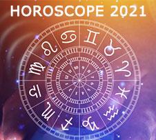 Votre horoscope 2021