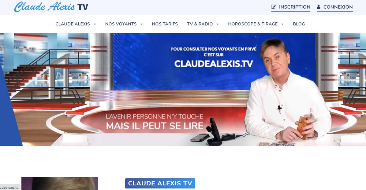 CLAUDE ALEXIS