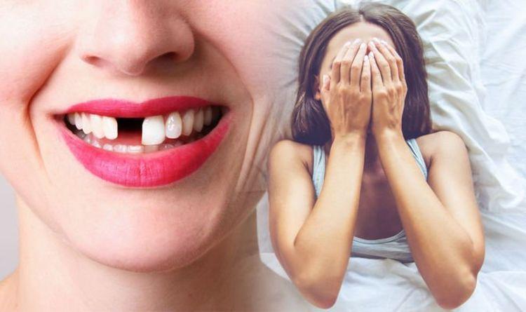 rever de perdre ses dents